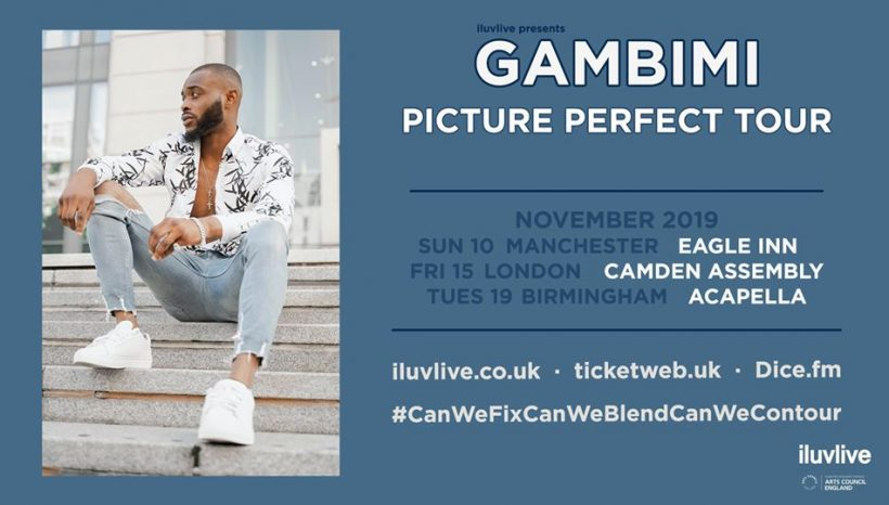 Gambimi – Picture Perfect Tour – Birmingham