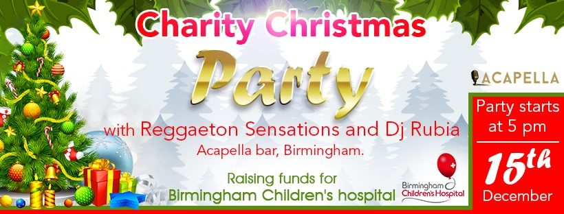 Charity Christmas Party