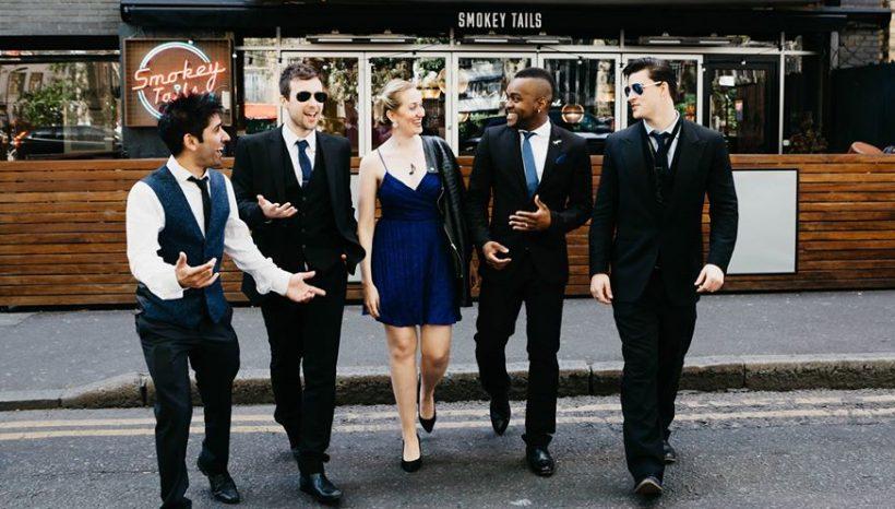 Blue Lion Band – Birmingham Showcase