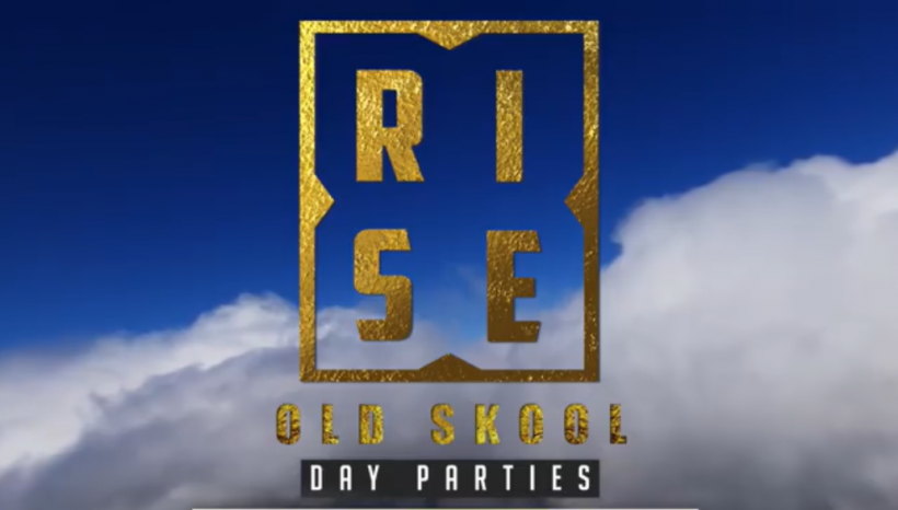 RISE Day Parties – Bank Hol Sun 12th April w Pioneer & Coldsteps